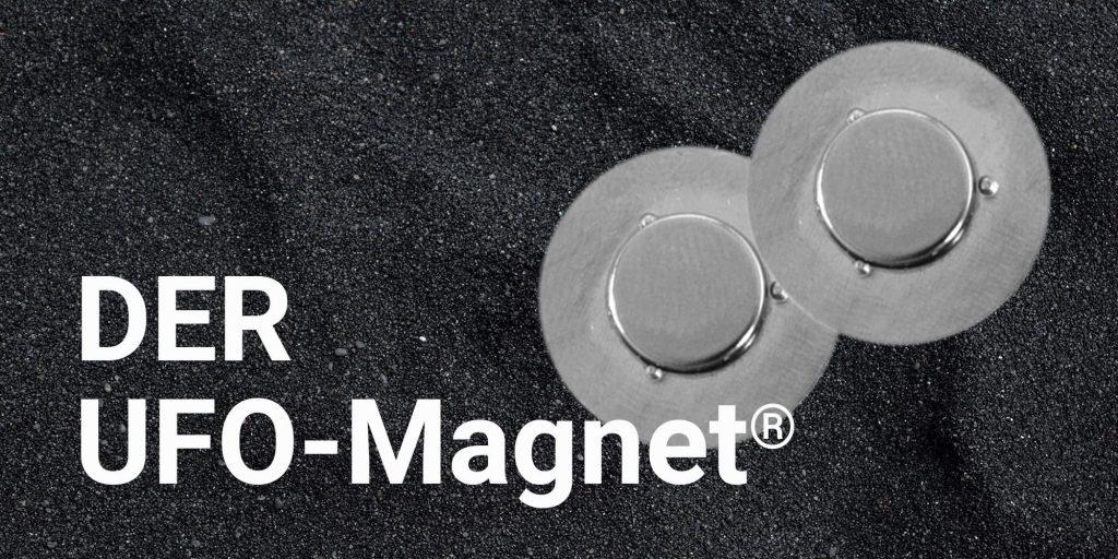UFO-Magnet